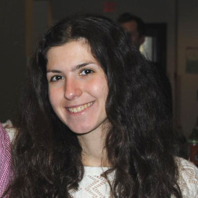 Karina, the author of the site